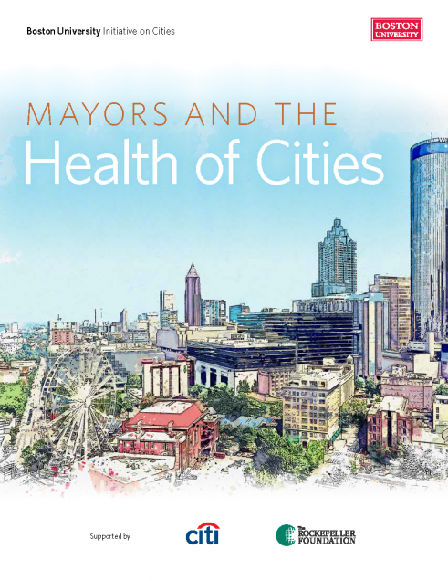 New Report: Mayors and the Health of Cities