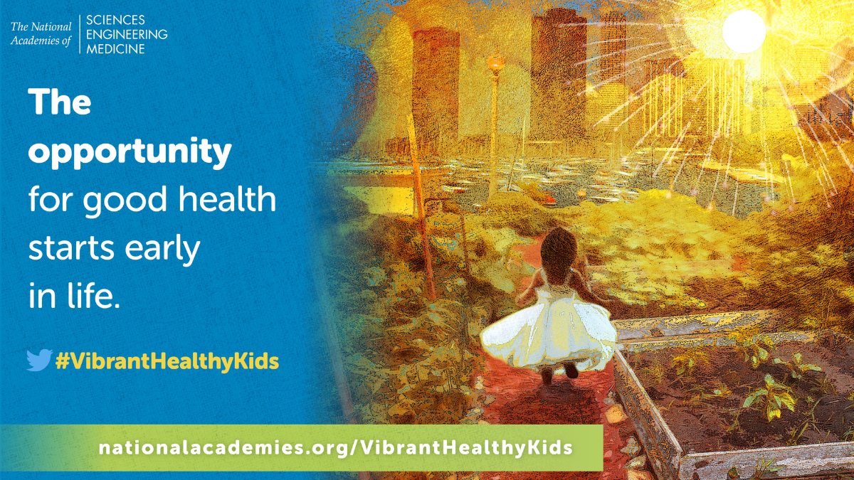 New Report: Vibrant and Healthy Kids: Aligning Science, Practice and Policy to Advance Health Equity