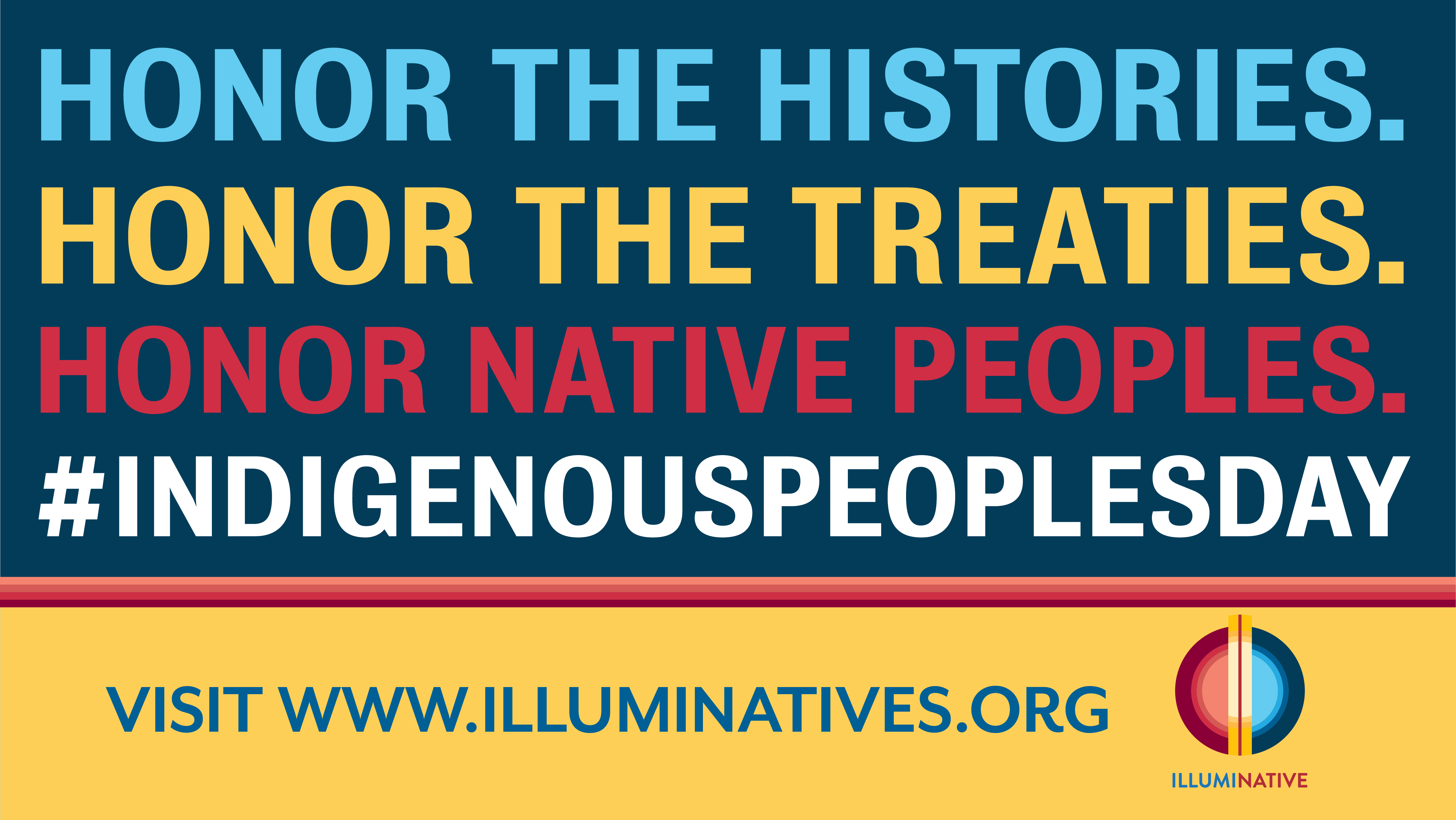 New Indigenous Peoples' Day Toolkit Available from Voices for Healthy Kids and IllumiNative