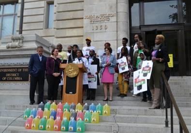 American Heart Association Endorses Washington, D.C. Sugary Drink Tax Legislation to Promote Health Equity