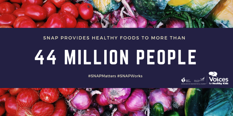 Voices for Healthy Kids SNAP Series: Massachusetts Food System Collaborative