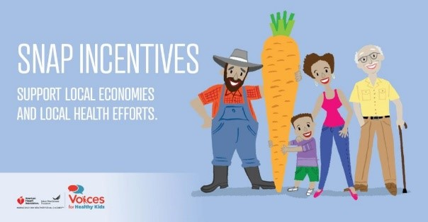 Voices for Healthy Kids SNAP Series: Eat Smart, Move More Coalition South Carolina