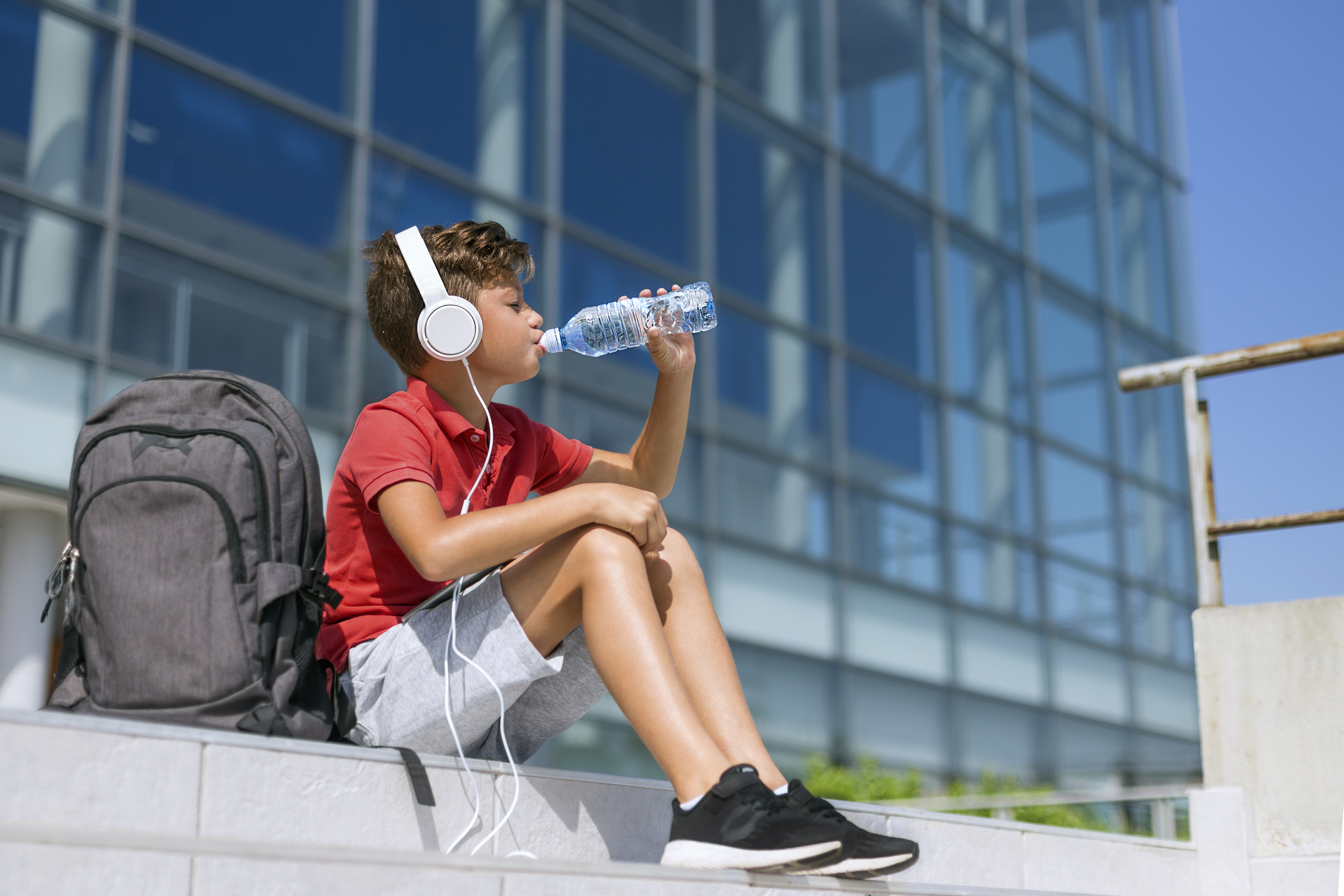 Breaking News: Little Rock School District Just Became First in U.S. to Pass Hydration Policies