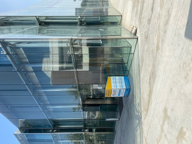 DROP OFF BOX- NORTH SIDE LIBRARY