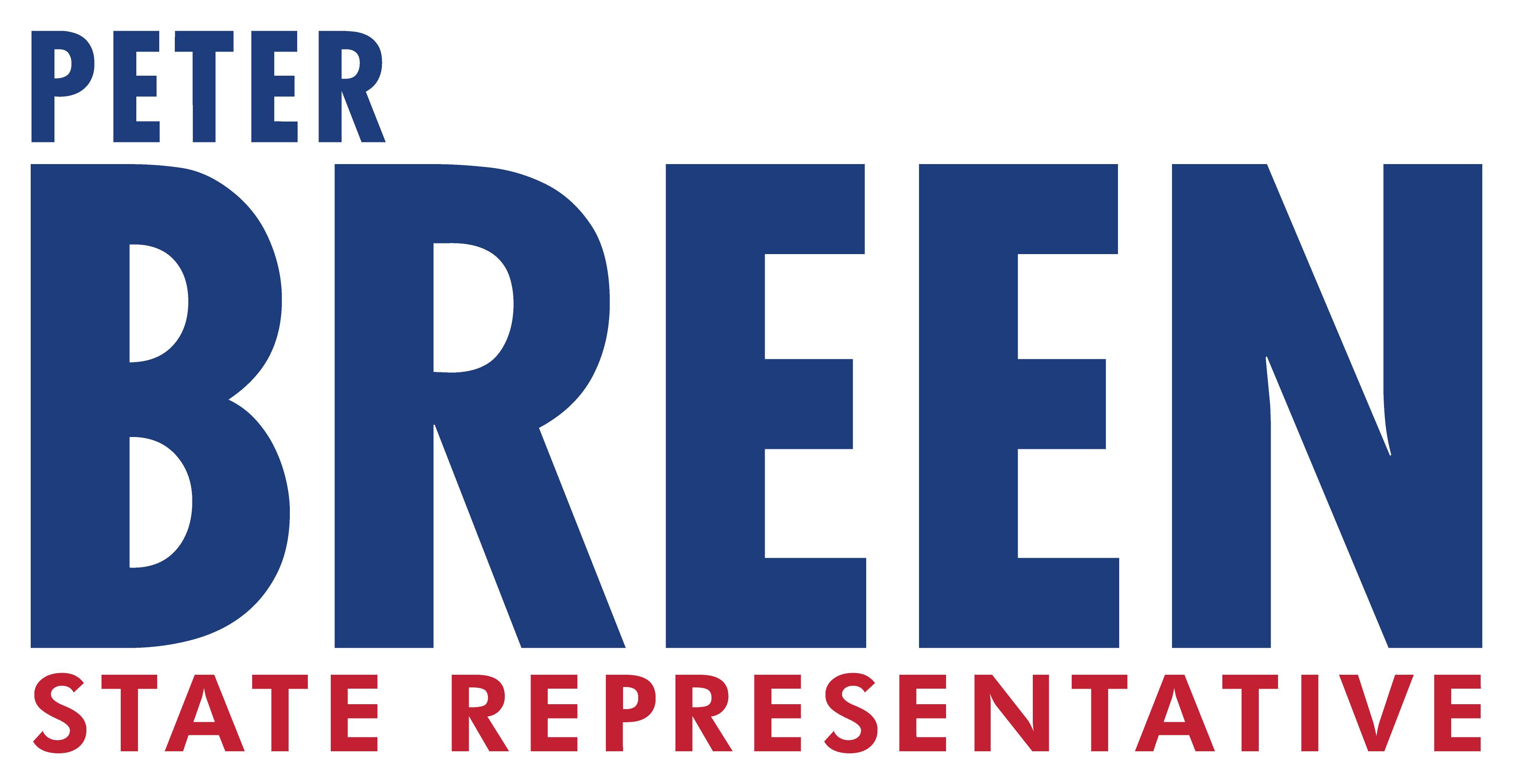 Vote Peter Breen