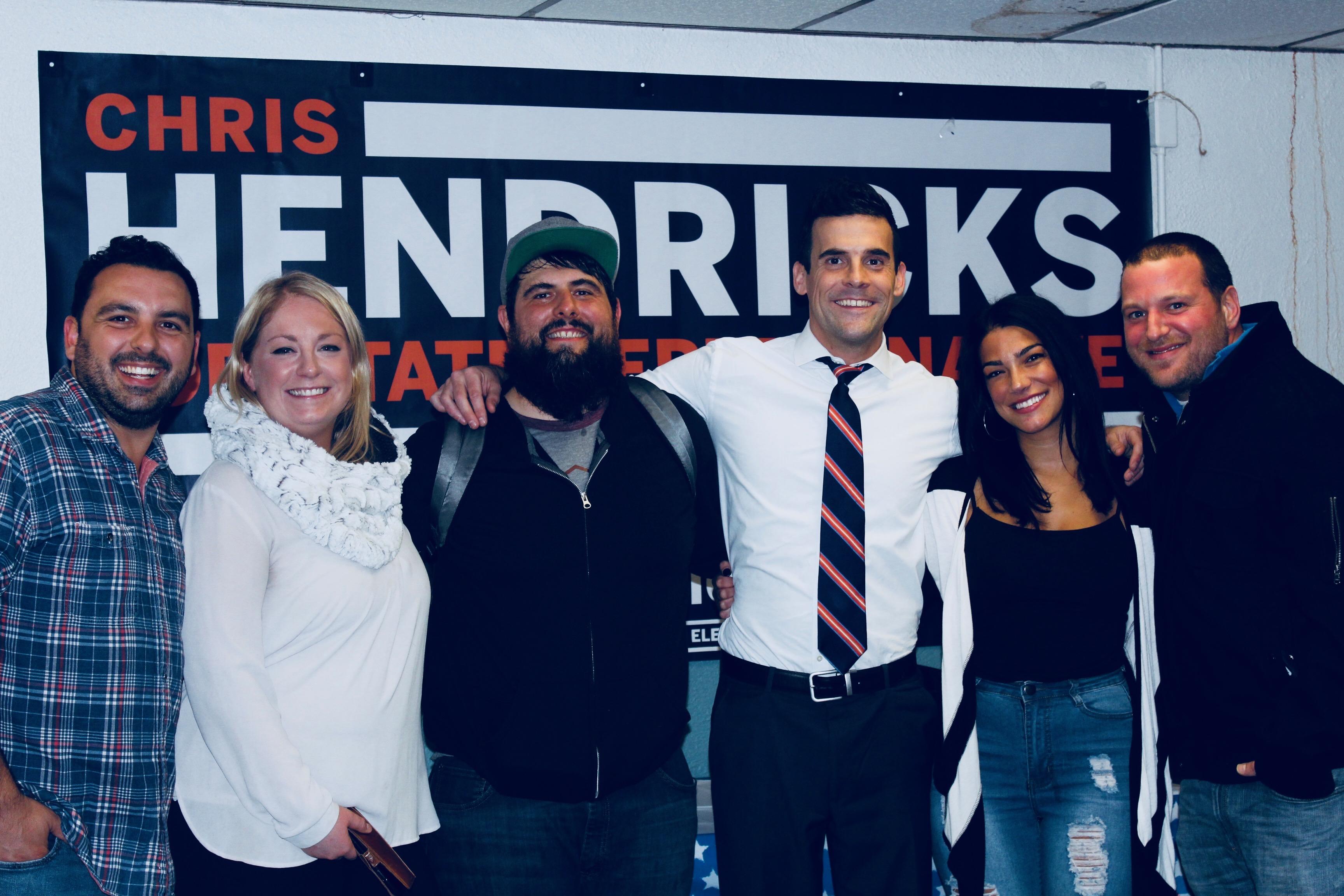 Latest News - Chris Hendricks for State Representative