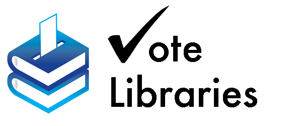 Vote Libraries Month!
