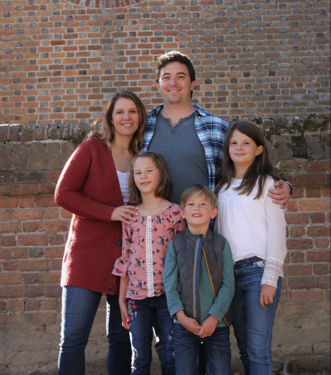 Elliot Pope Family