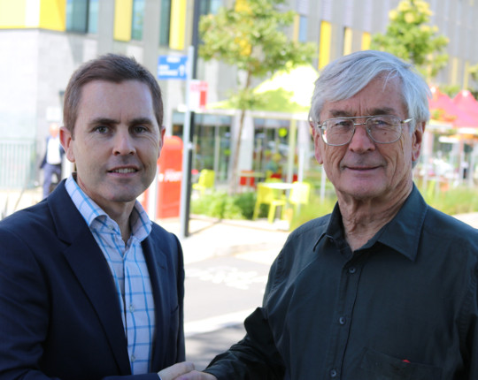 MEDIA RELEASE: Dick Smith joins Sustainable Australia Party