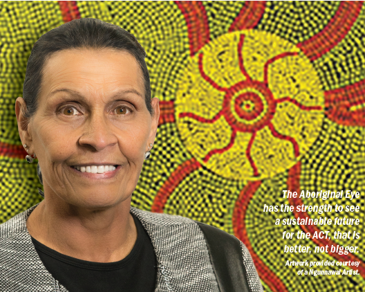 MEDIA RELEASE: Sustainable Australia (ACT) represented by Indigenous Elder, science father-son