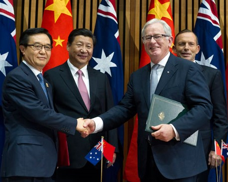 MEDIA RELEASE: China Free Trade Agreement revealed as worthless