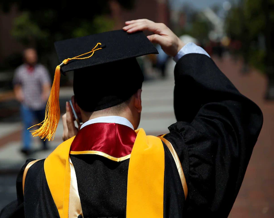 KELVIN'S BLOG: International students have stopped, but the sky is not falling