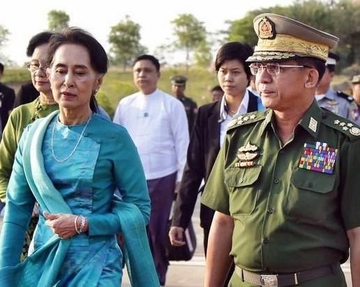 KELVIN'S BLOG: Myanmar Lives Matter