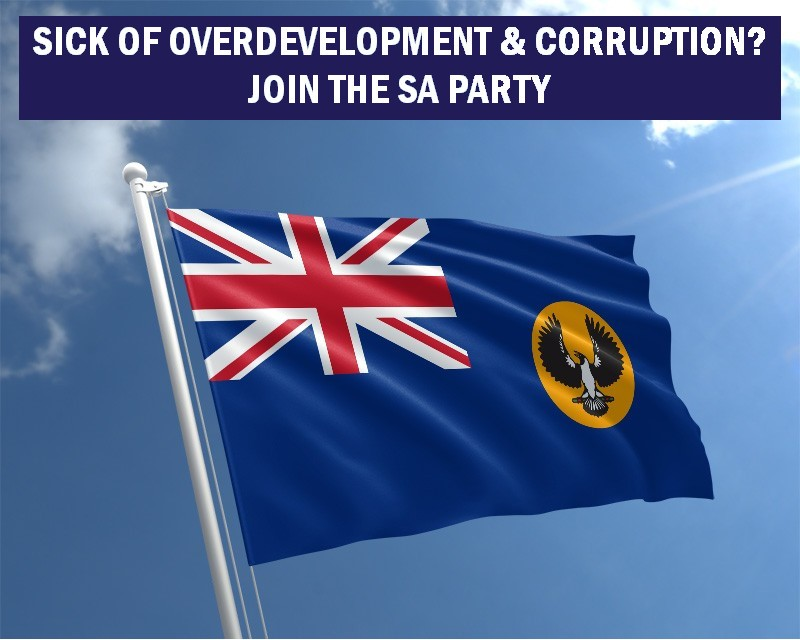 VIDEO: Help register the SA Party for the March 2022 SA election