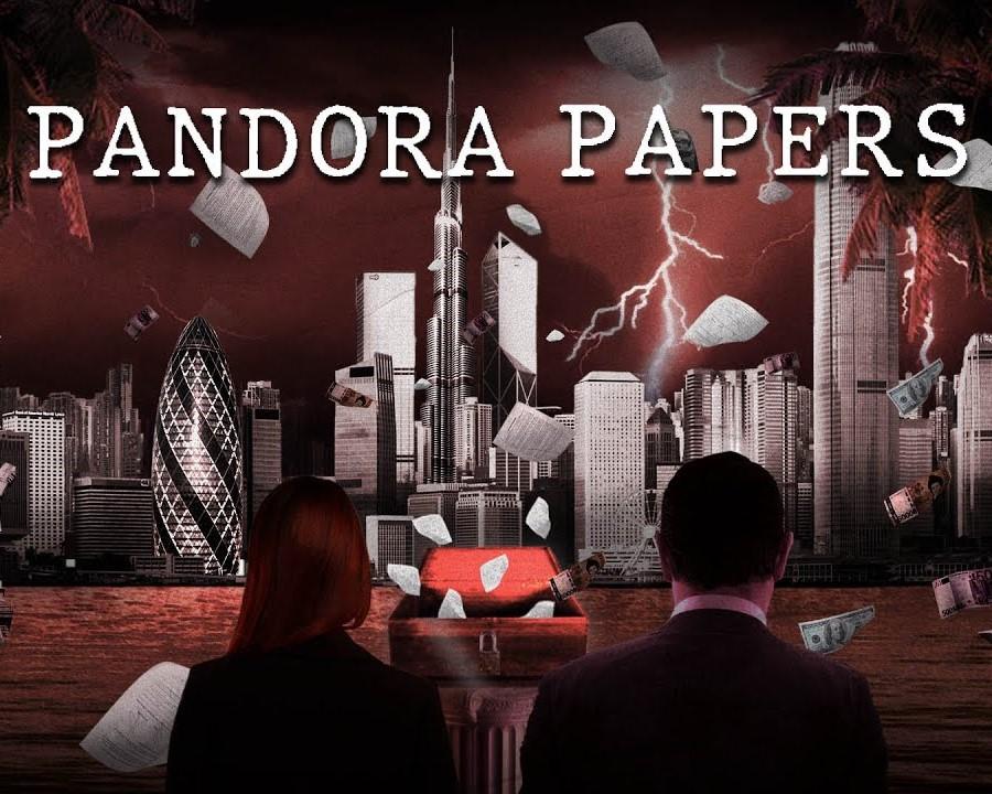 KELVIN'S BLOG: Pandora papers show Australia's massive corruption problem