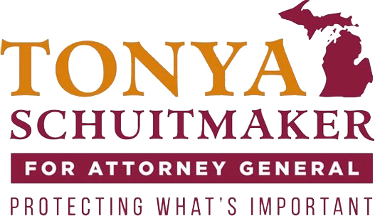 Tonya Schuitmaker For Attorney General