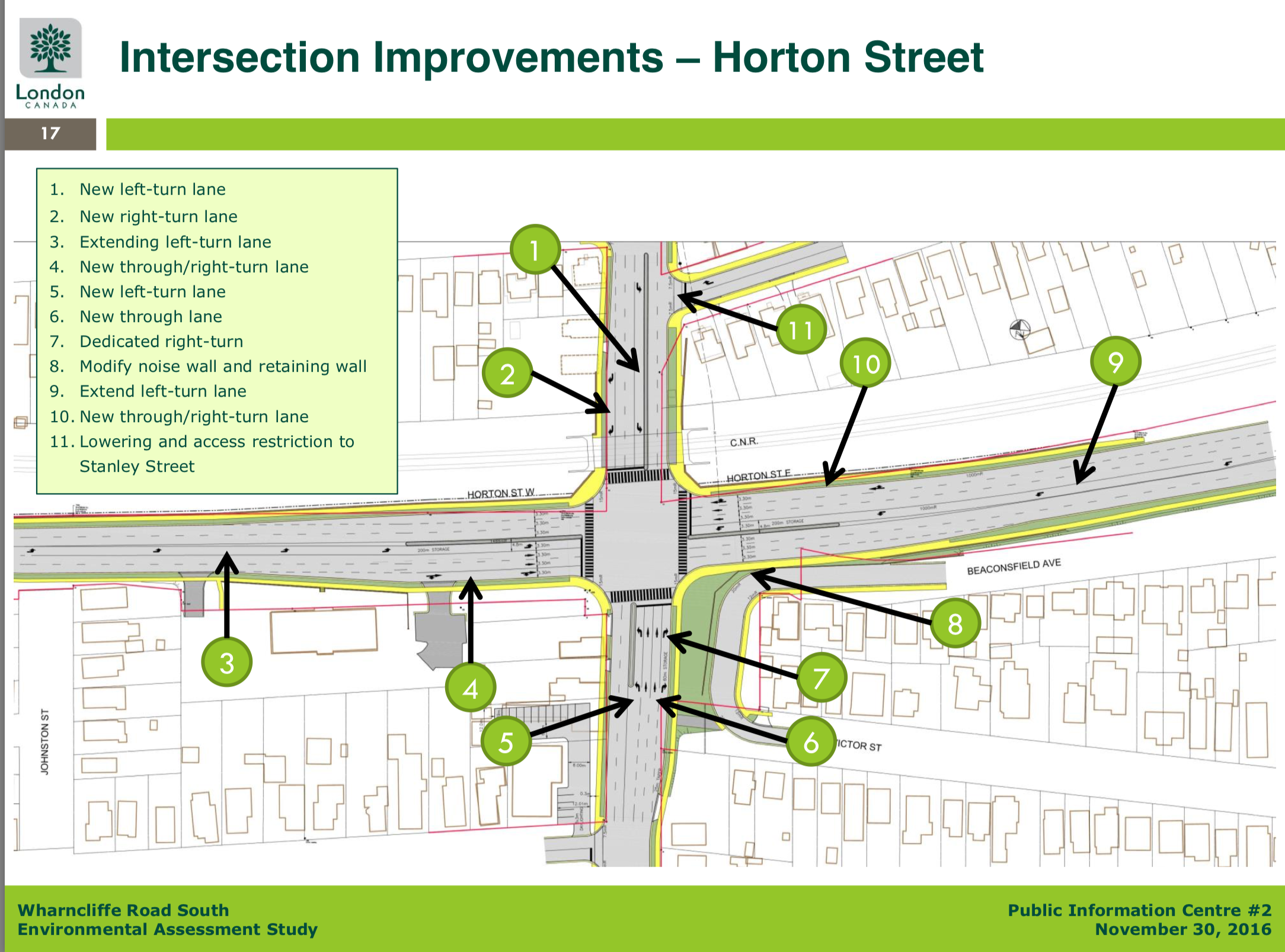 Wharncliffe South Underpass Improvements