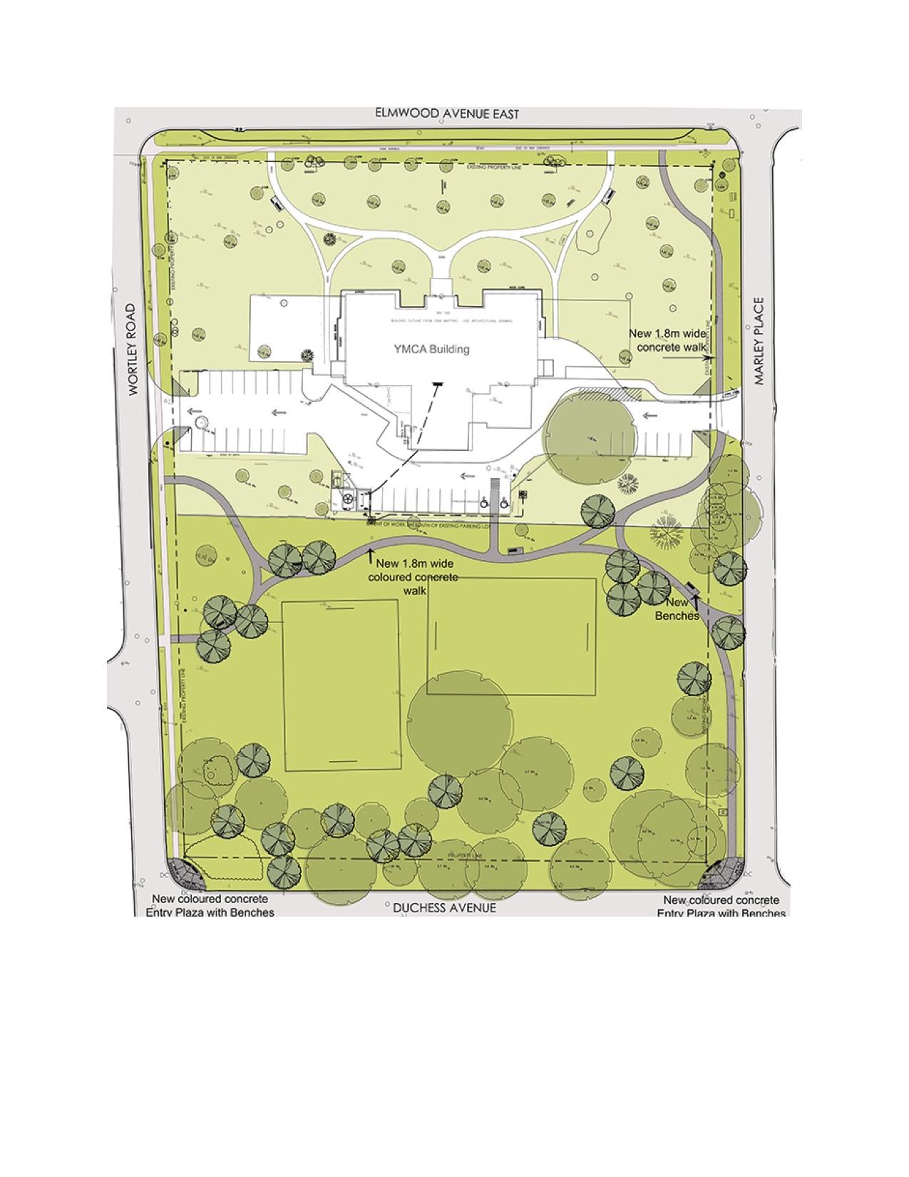The Green Concept Plan