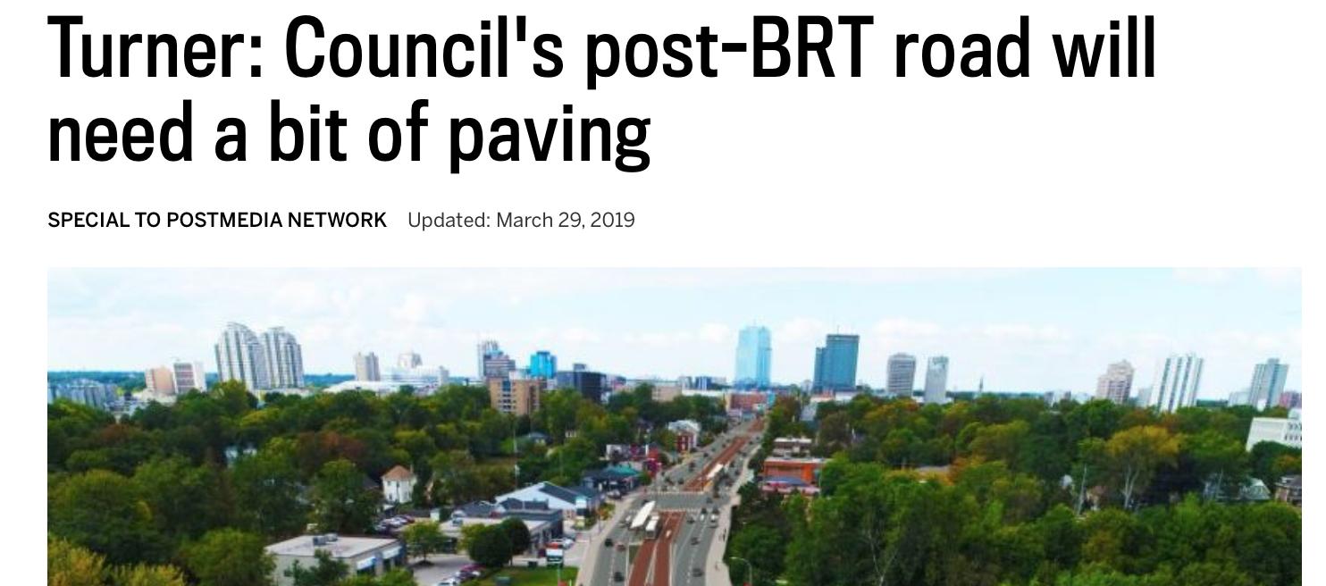 BRT vision