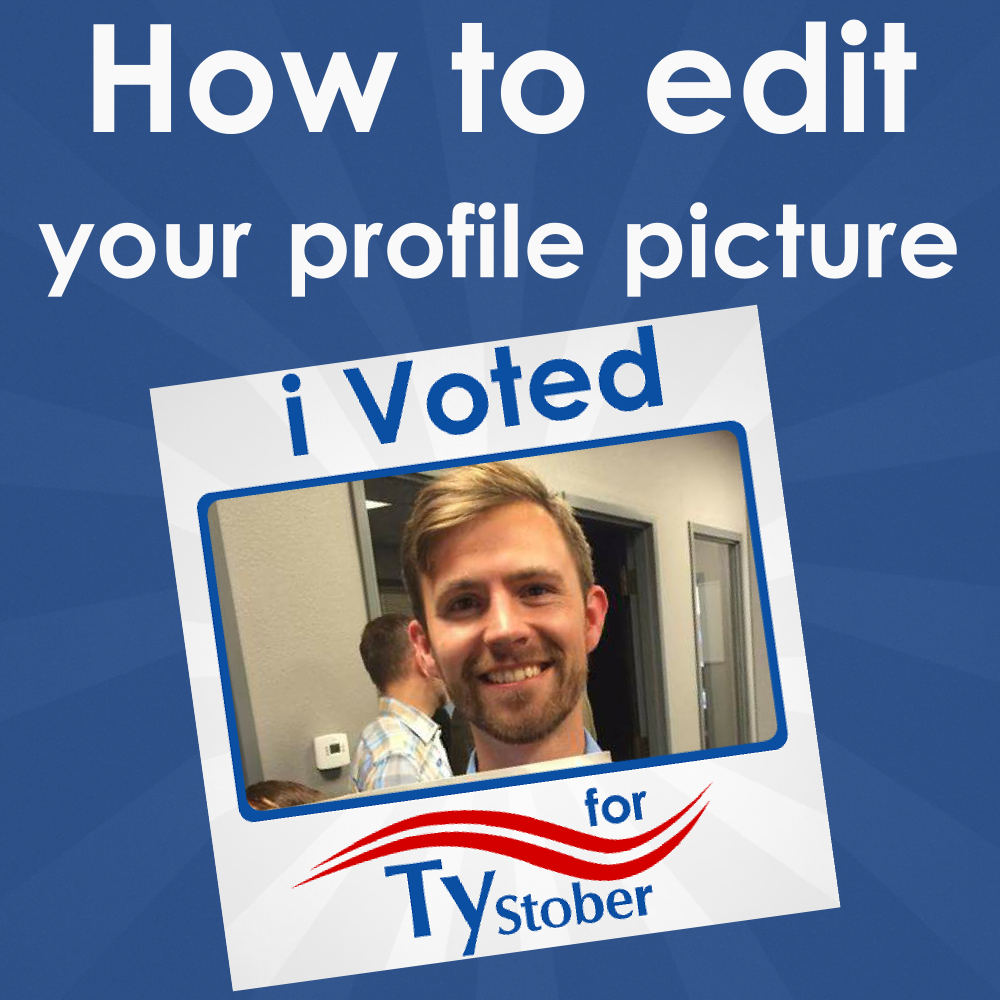 How to edit your profile picture
