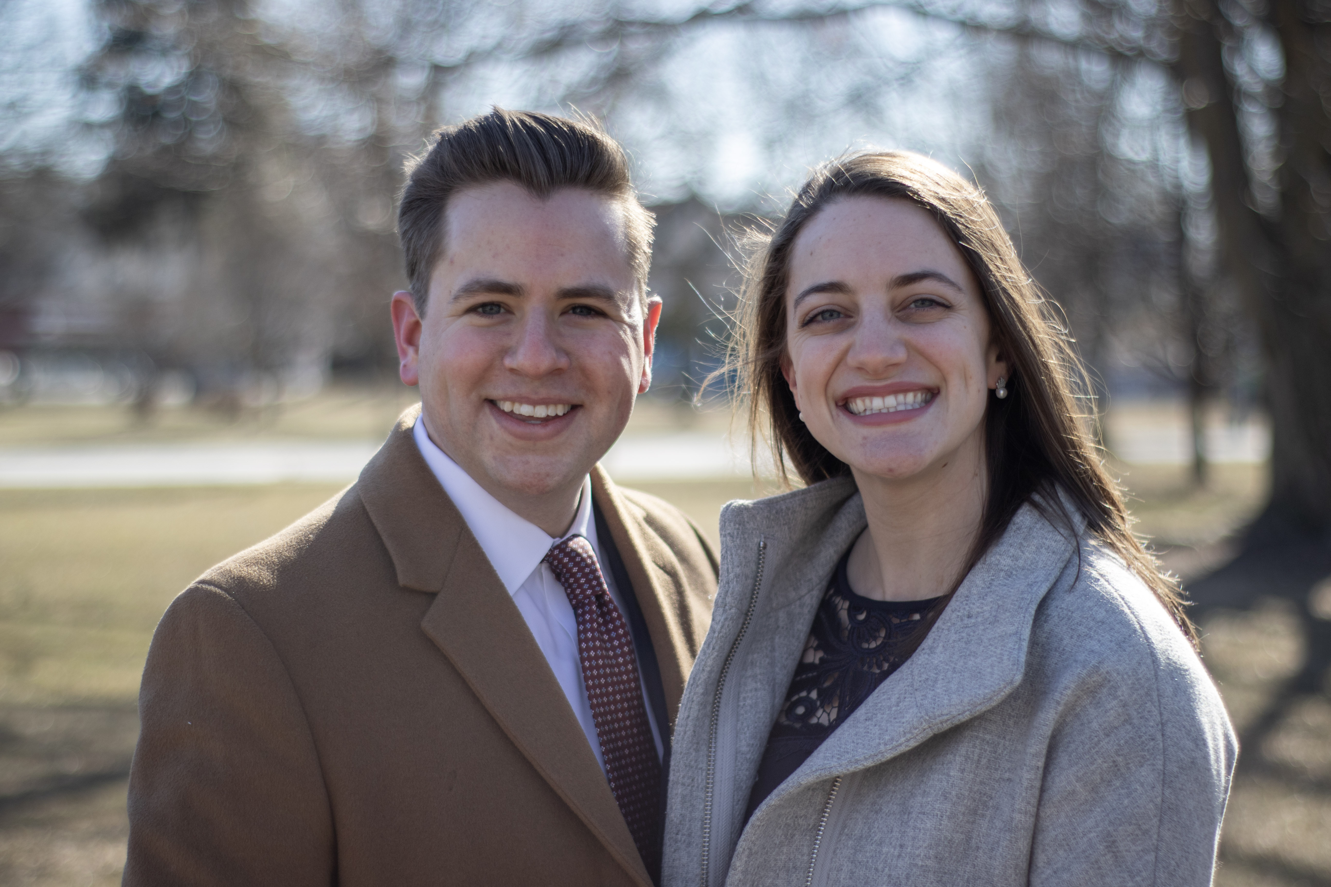 Greg and Megan Vartan