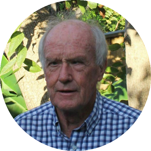 Dr Geoff Lambert – Treasurer