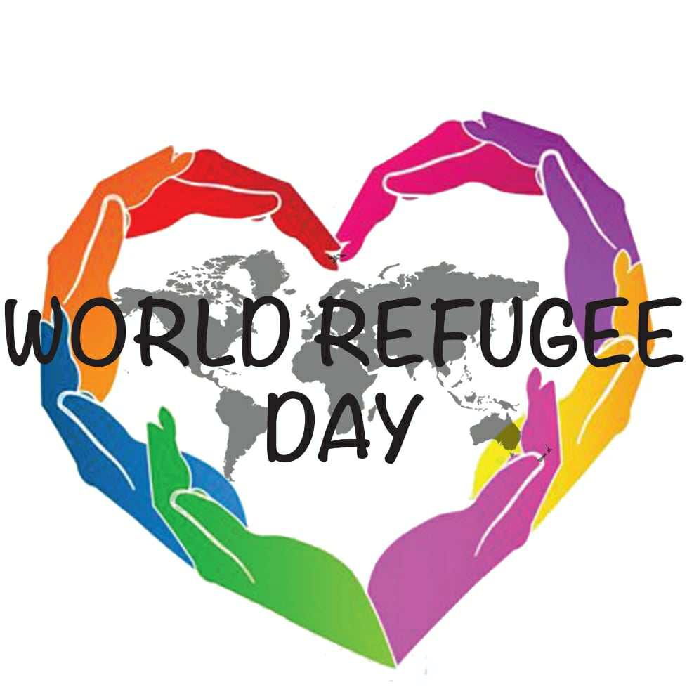 Image result for world refugee day 2018