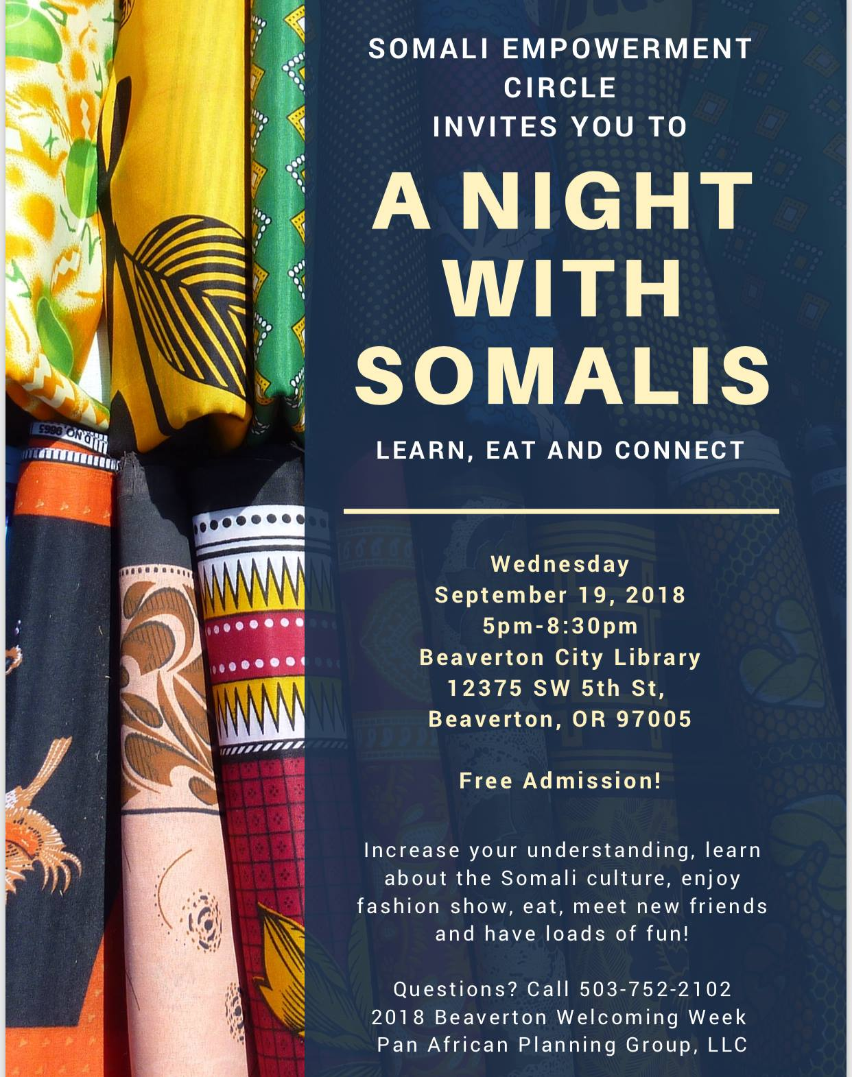 A Night with Somalis