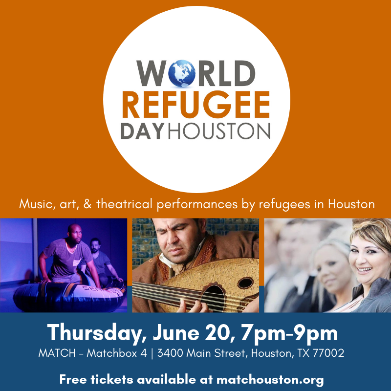 World Refugee Day 2019 - We Are All America