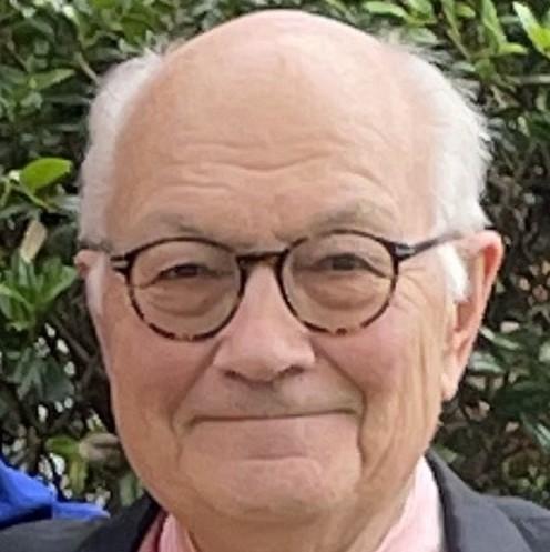 Reginald Eklund - Emeritus
