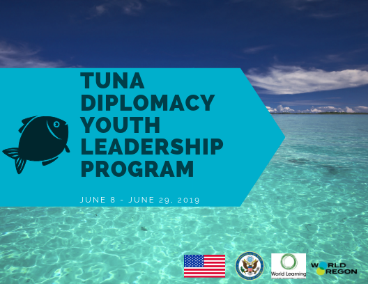 APPLICATIONS OPEN: High School Tuna Diplomacy Youth Leadership Program