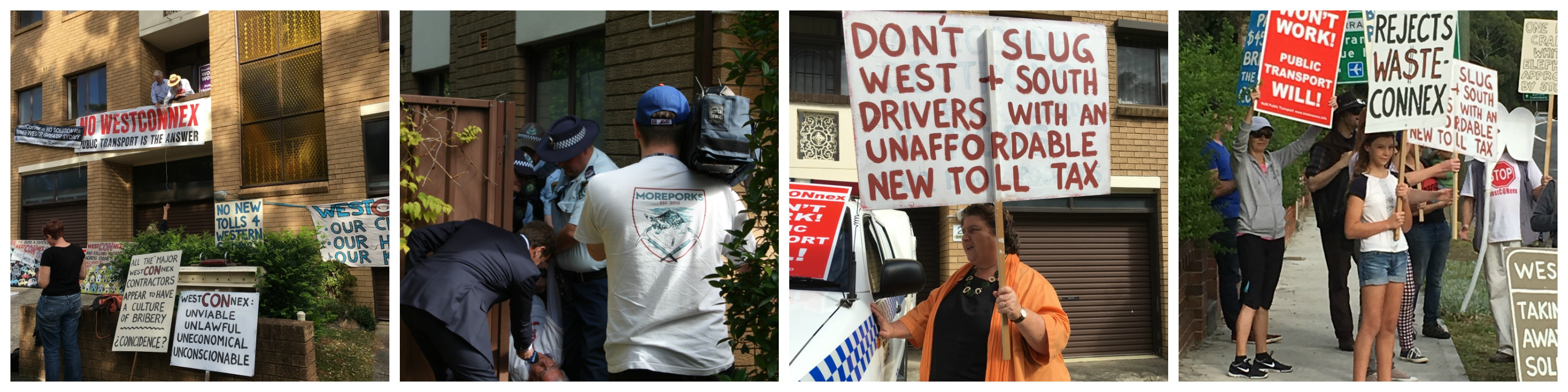 Haberfield flat occupation