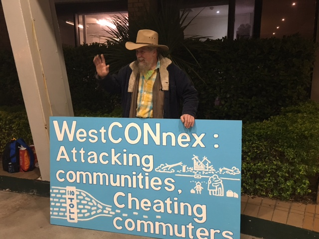 WestCONNex: Attacking communities, cheating commuters (sign)