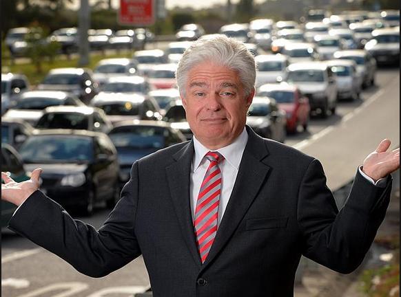 Dennis Cliche, CEO of WestCONnex