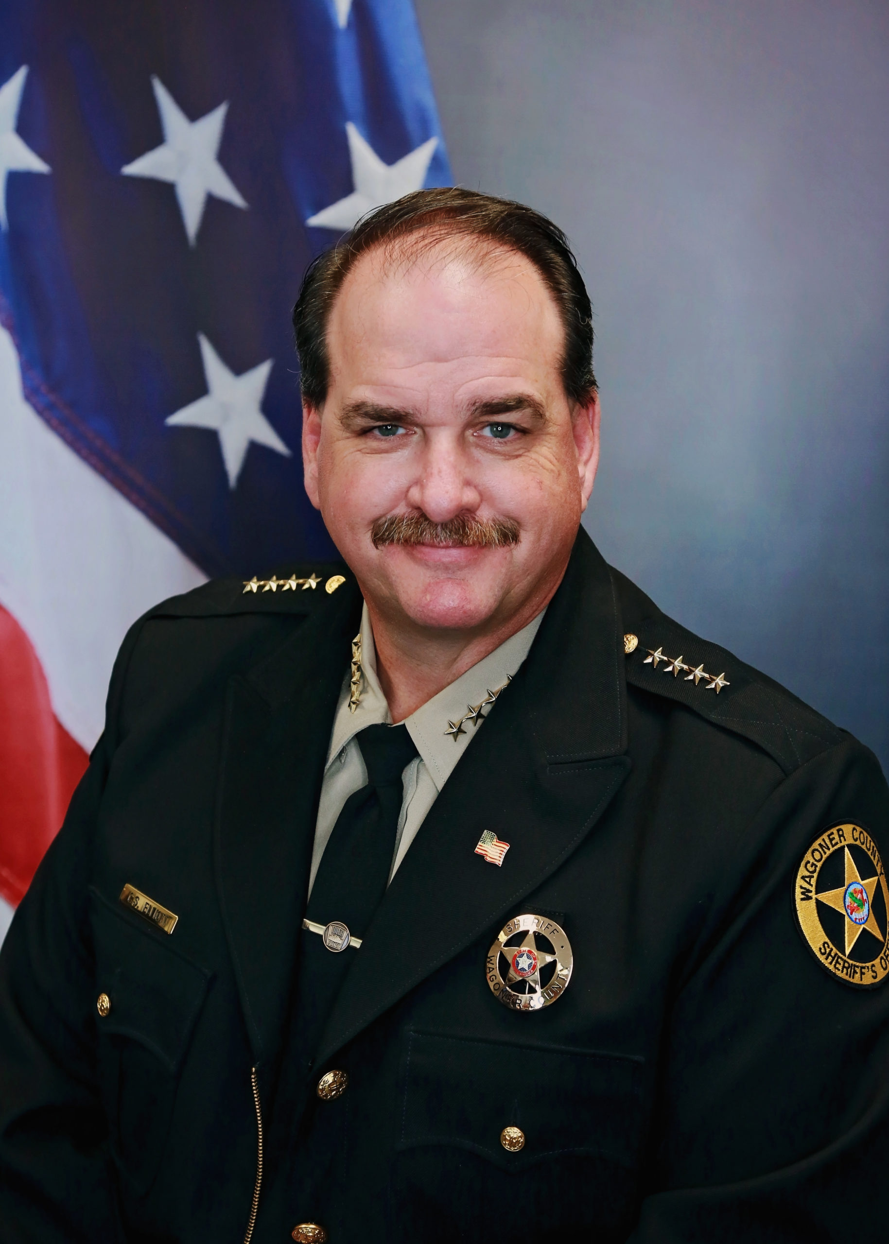 Wagoner County Sheriff Chris Elliott