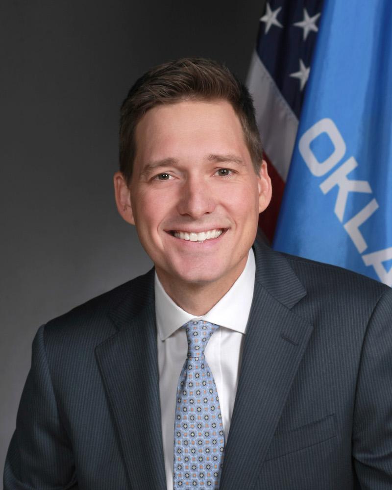 Lt. Governor Matt Pinnell
