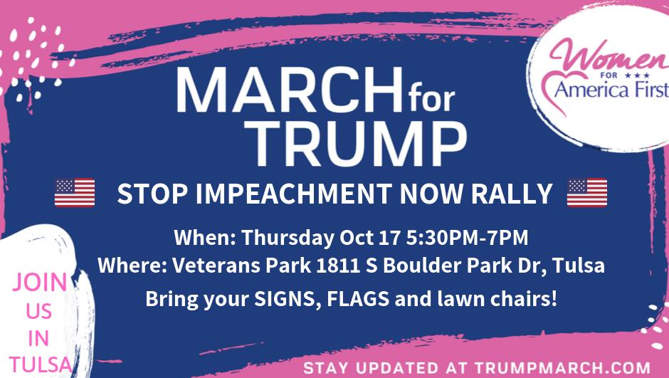 Tulsa Rally for Trump!