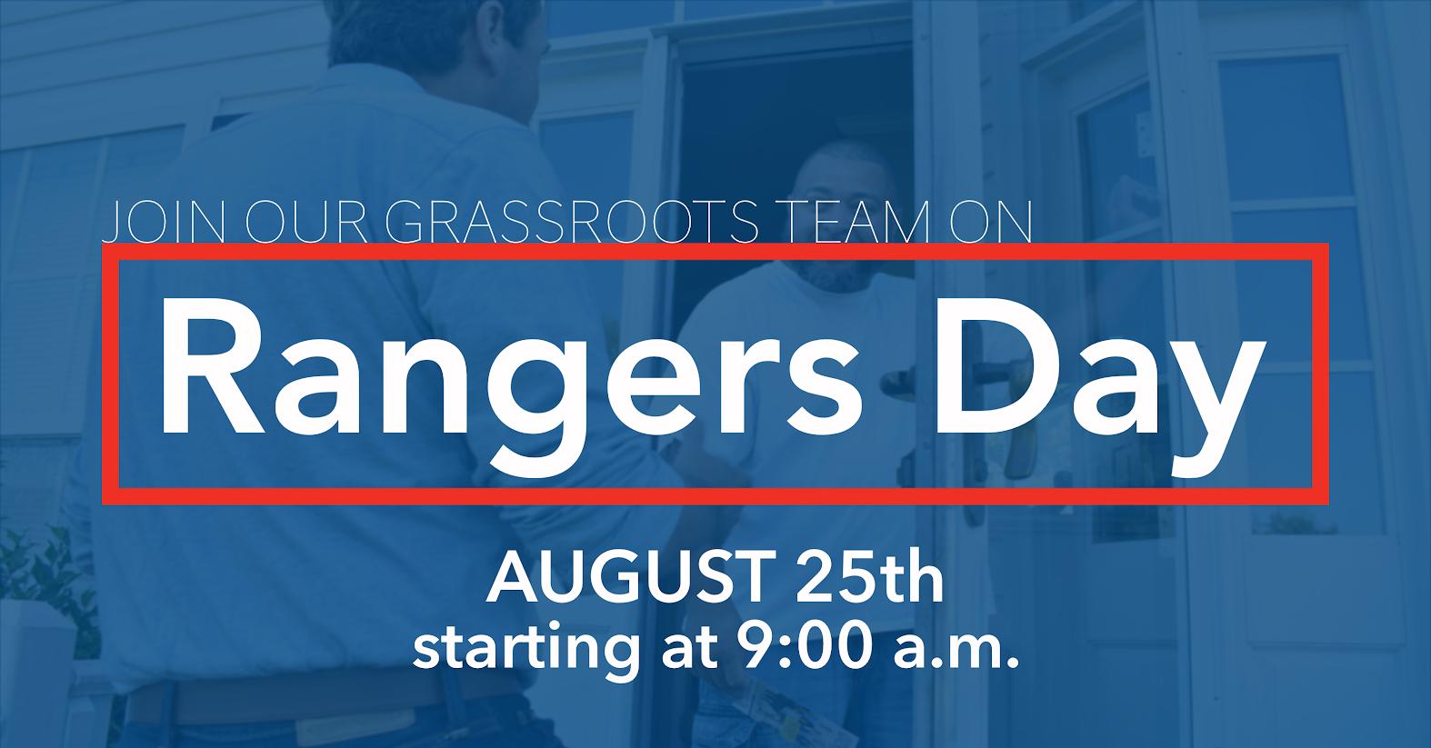 Rangers Day