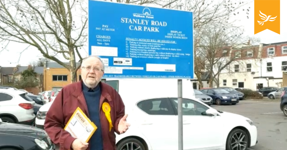 Save Stanley Road Car Park