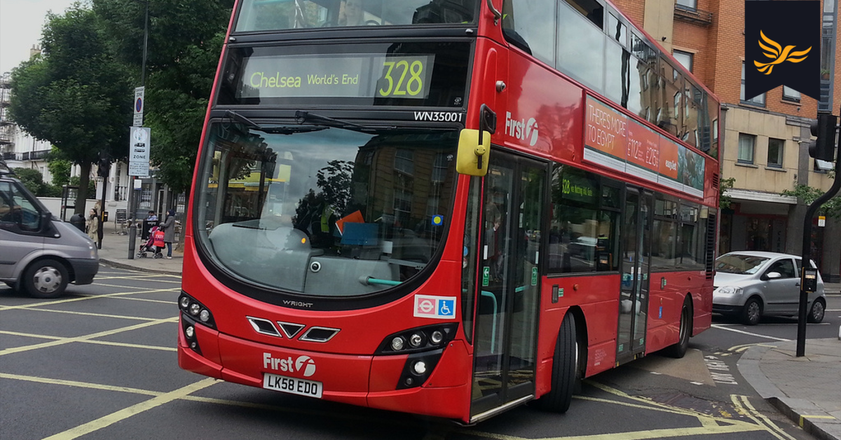 London being left behind in the adoption of electric buses