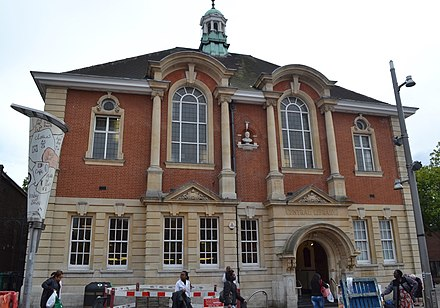 Why are all the libraries closed in Waltham Forest?
