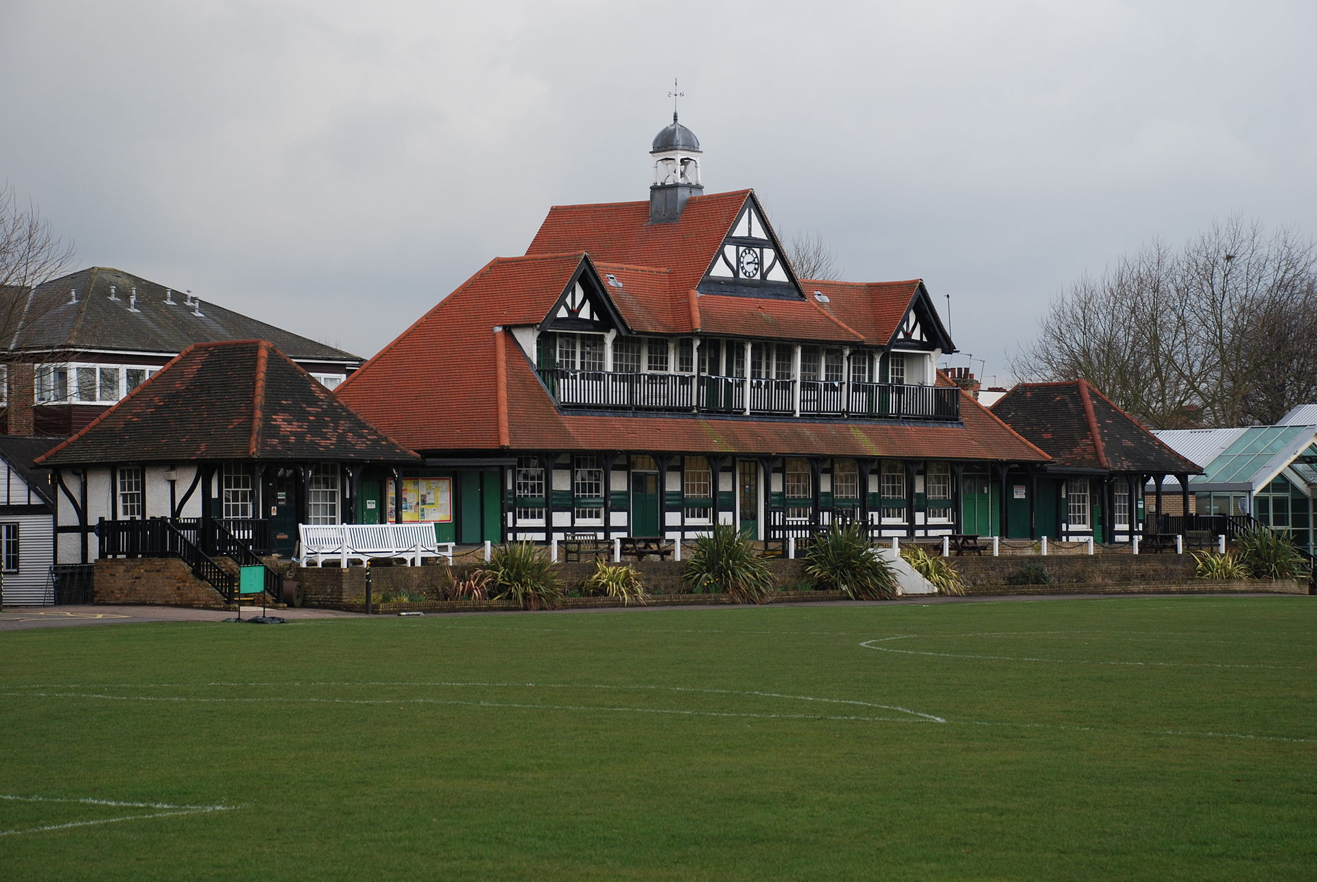 Leyton Cricket Pavilion loses bid to become a food hub