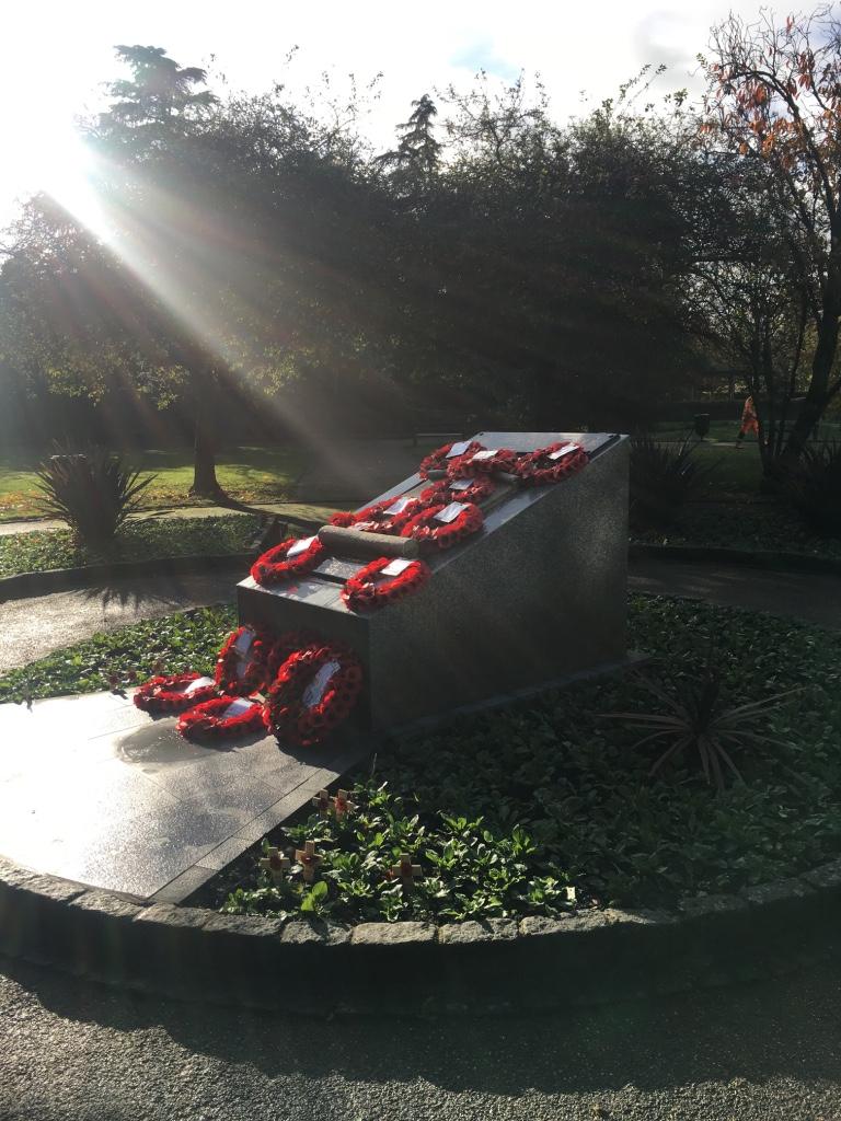 Coronation Gardens War Memorial