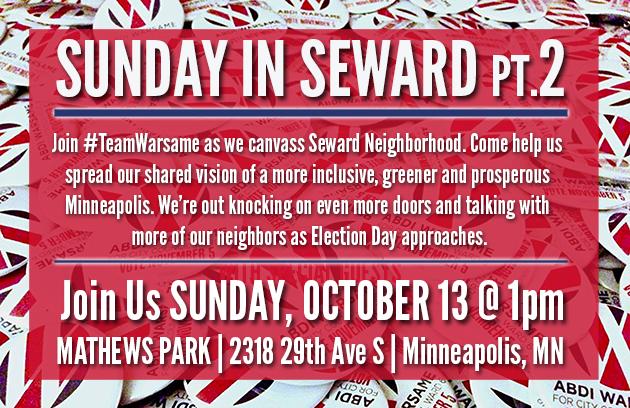 Sunday In Seward Doorknock Pt. 2