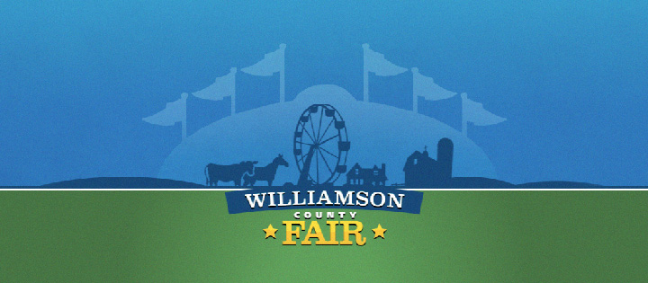 Williamson County Fair Banner
