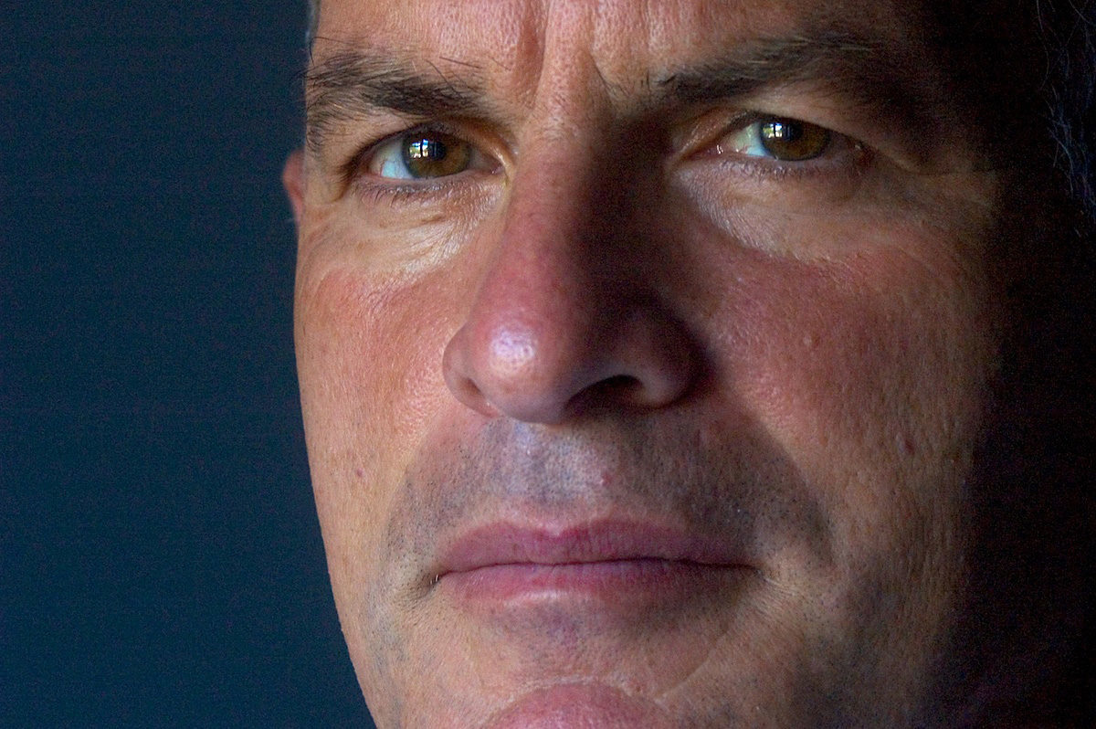 norman finkelstein close up