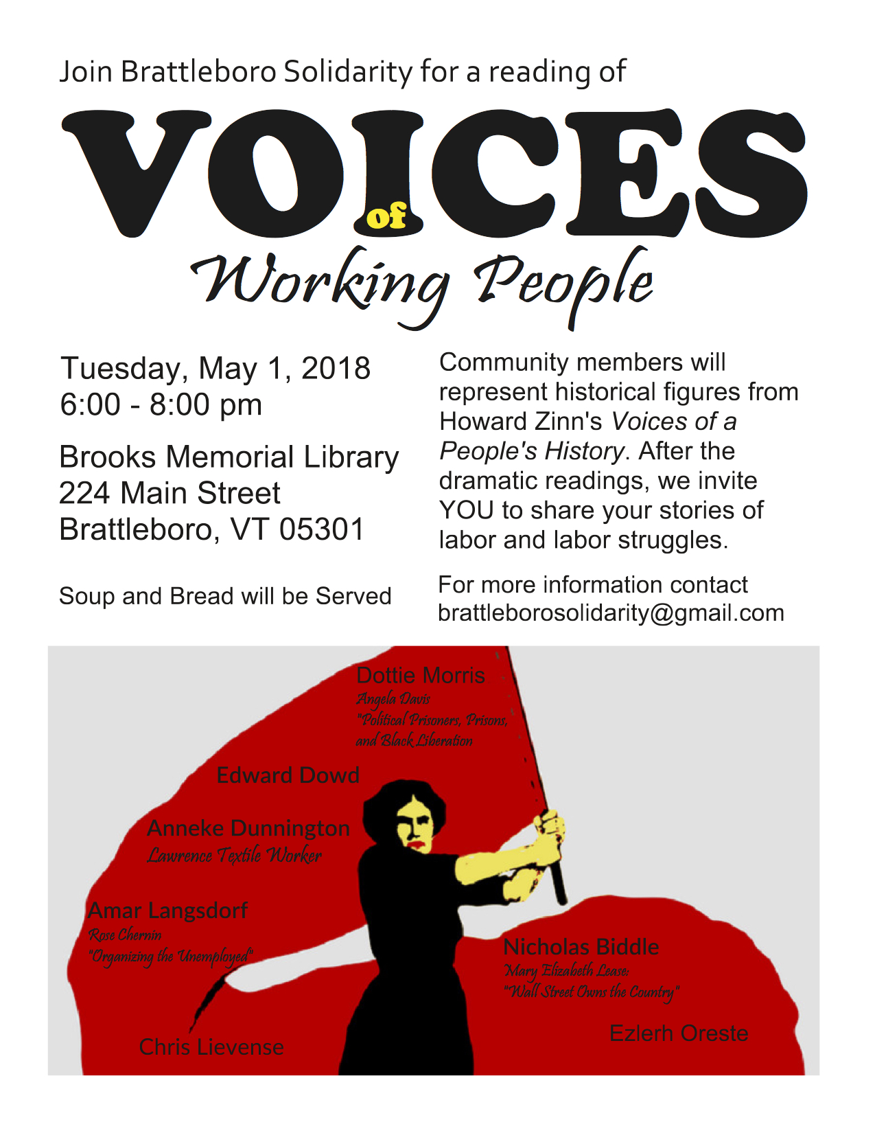brattleboro voices