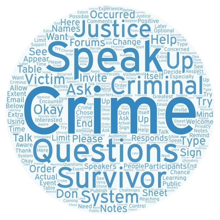 crime forum