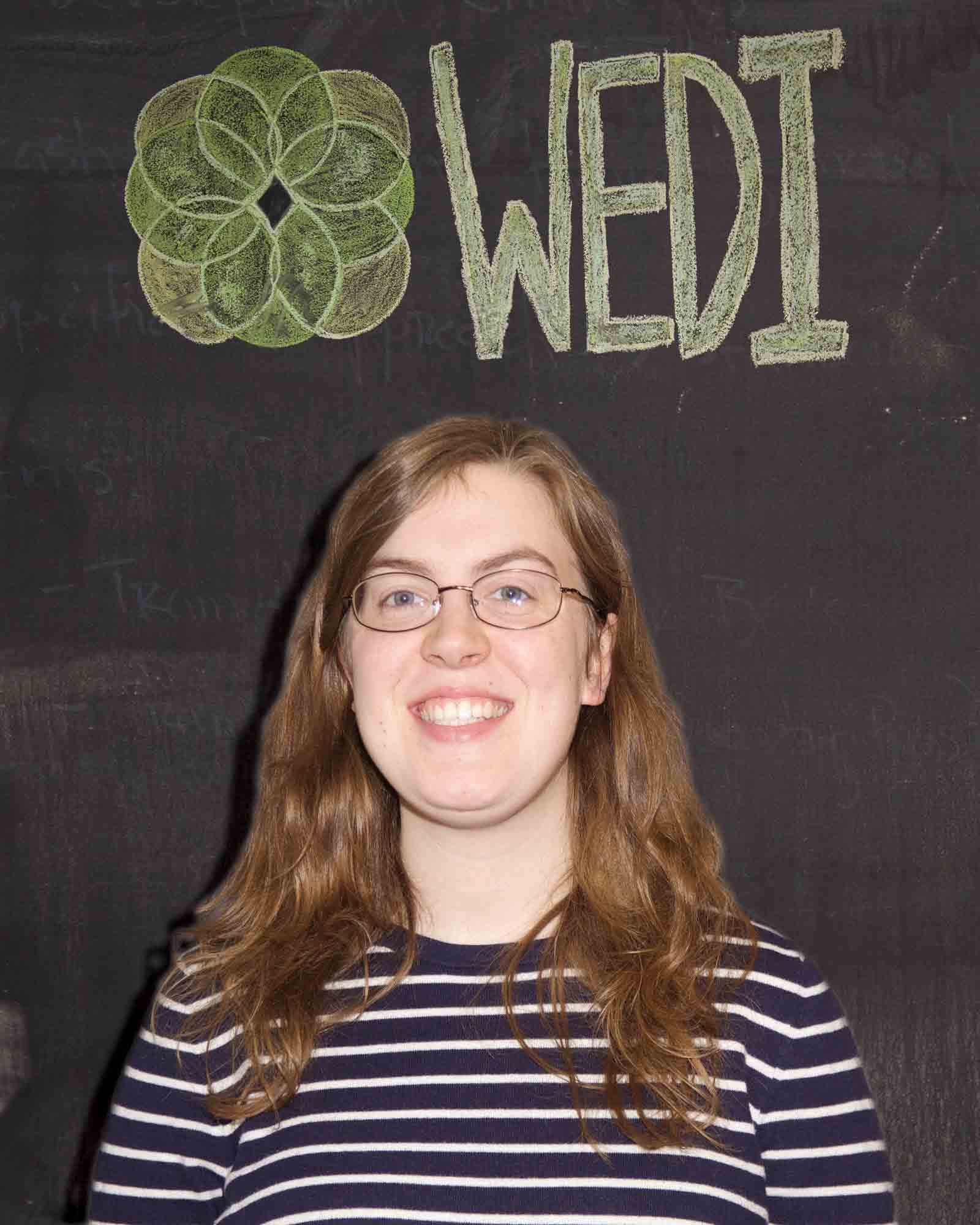 Raisa Dibble graduated with a B.S. in Accounting from Houghton College in May 2017. During her time at Houghton, she interned with accounting and finance departments at several non-profits and volunteered with the VITA program preparing taxes for low-to-moderate income people. Raisa was drawn to WEDI because she believes that starting small businesses can be one of the most empowering experiences for a person and also one of the most sustainable forms of community development.