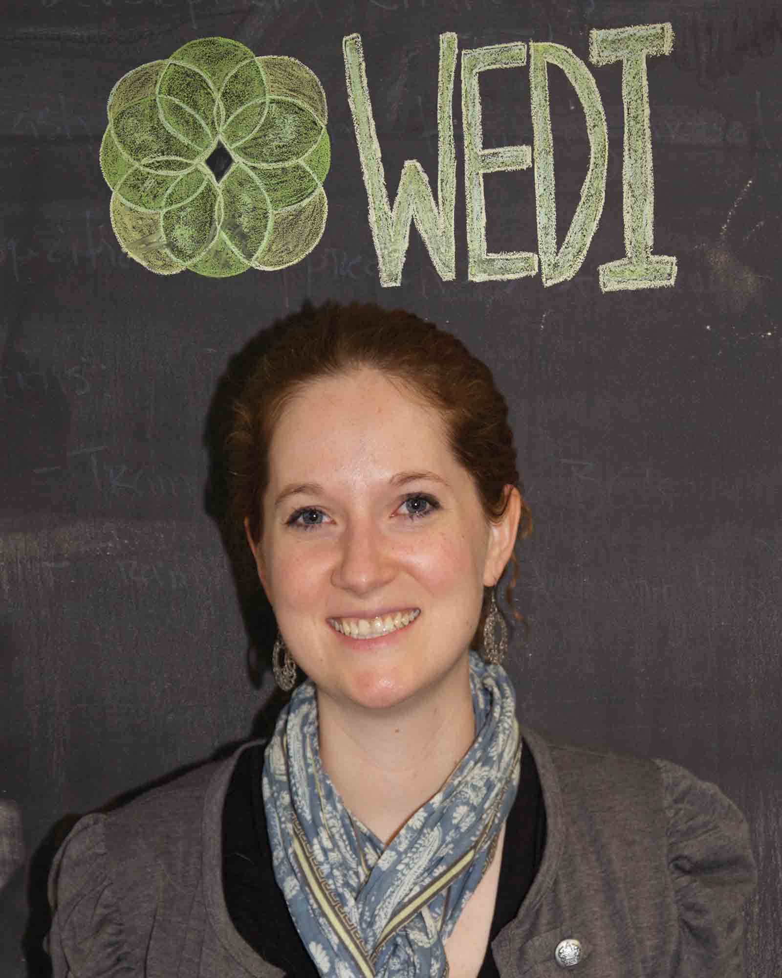 Bryana joined the WEDI team in 2017 after seven years of community development work with key organizations such as the Buffalo Region Immigrant and Refugee Roundtable,